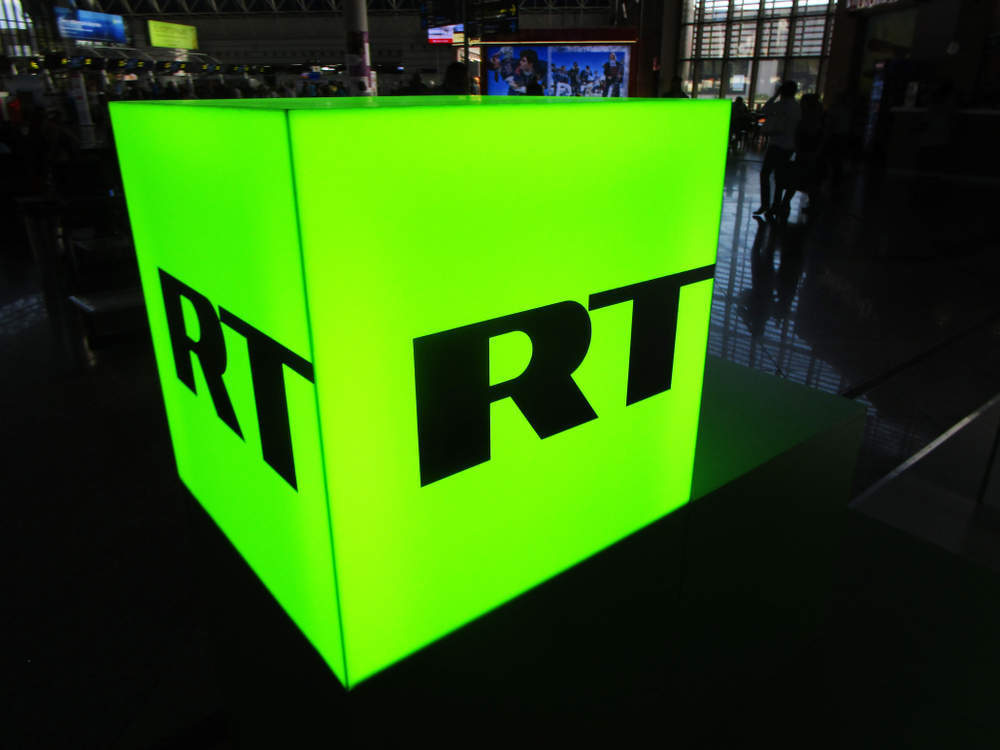 RT Ofcom: Russian broadcaster could be forced off UK airwaves