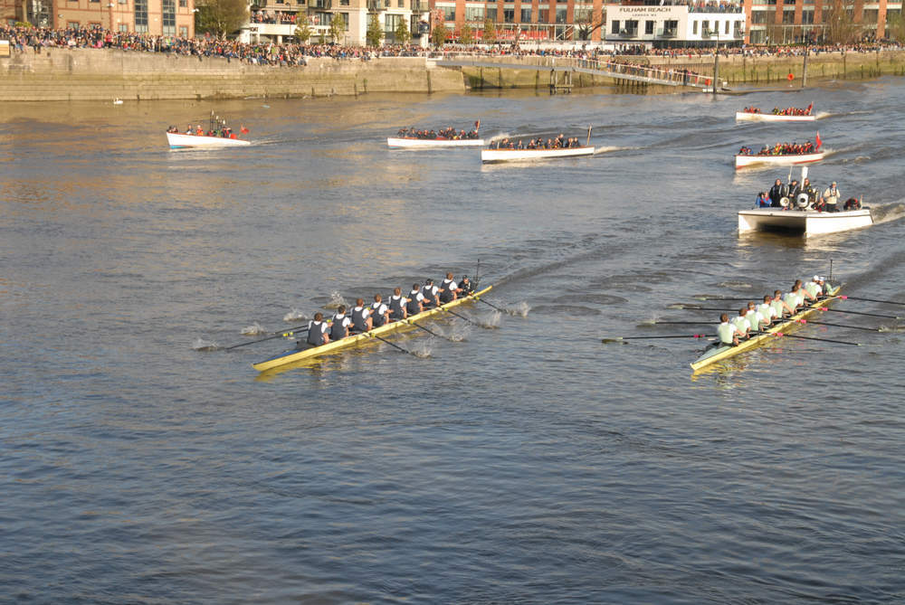 Boat Race intruder - Verdict