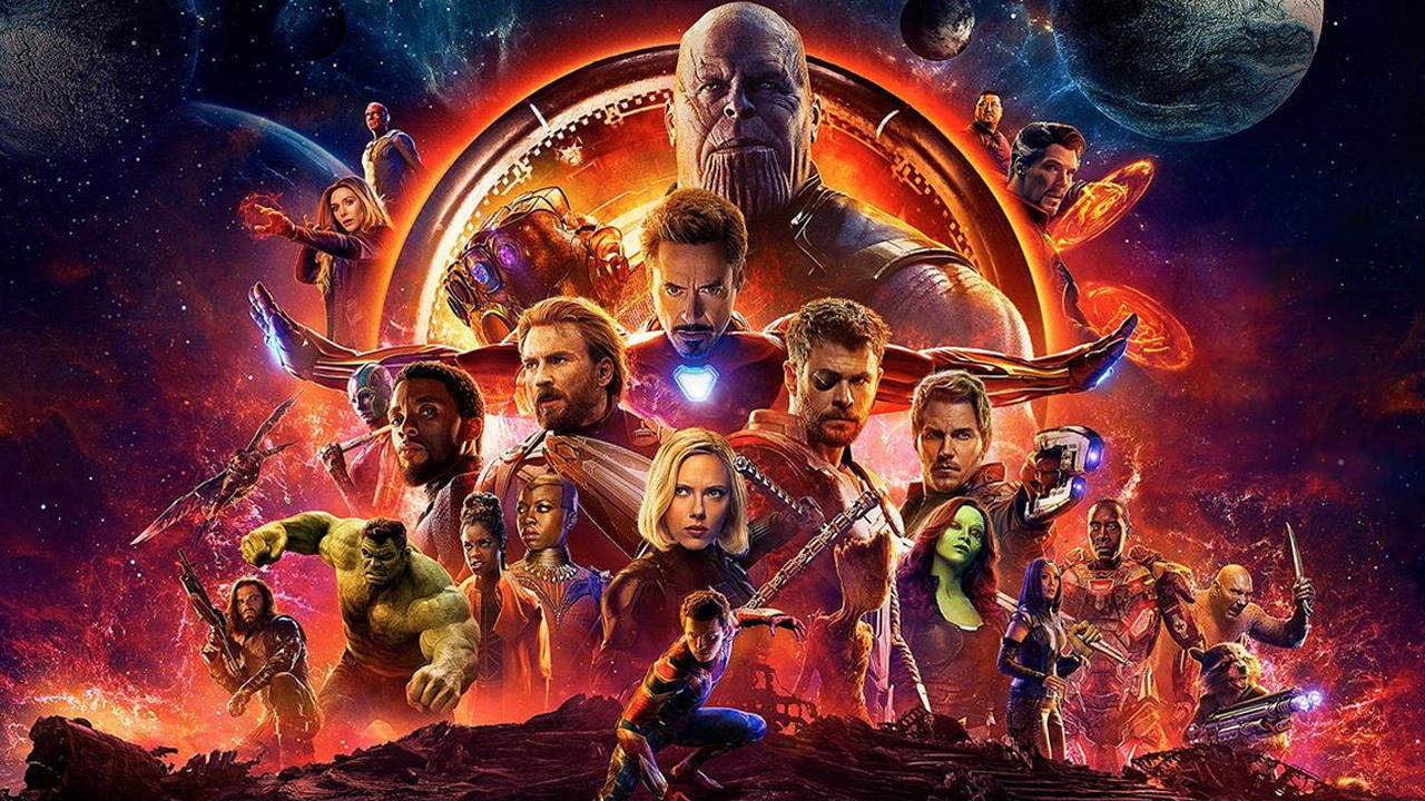 Infinity War UK release date Avengers Infinity War box office