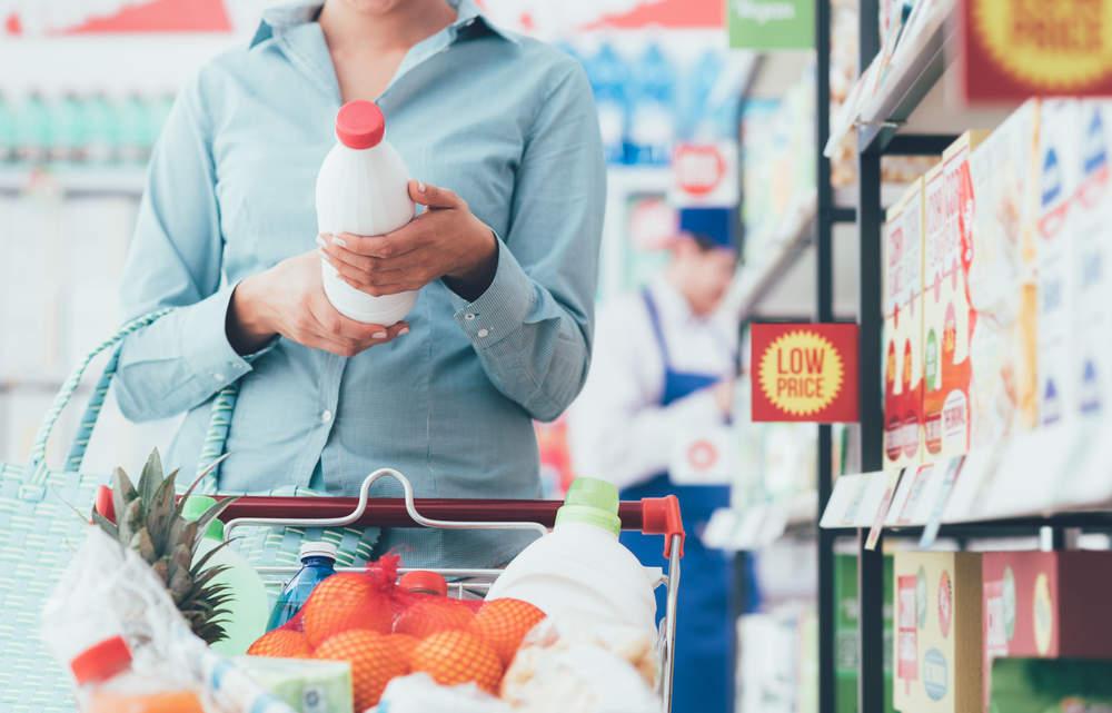 coronavirus in supermarkets