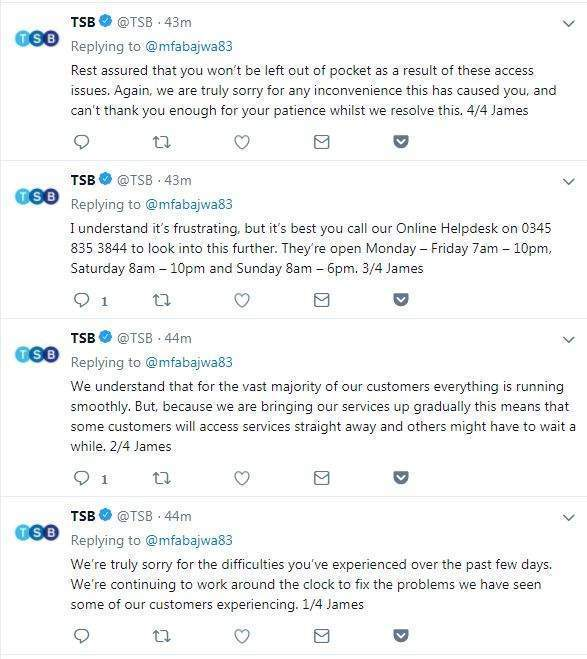 TSB is now counting the cost of this week's computer chaos