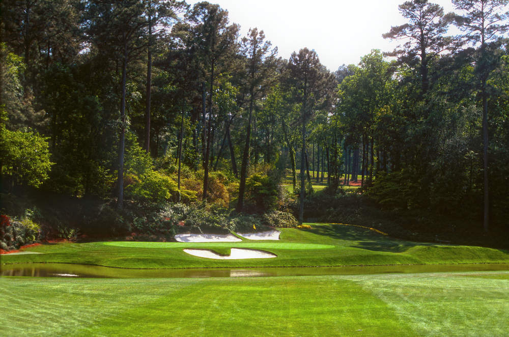 2018 Masters Augusta National - Verdict