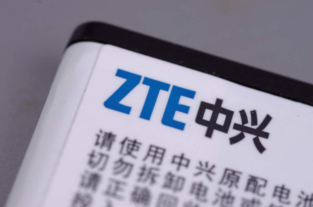 ZTE sanctions