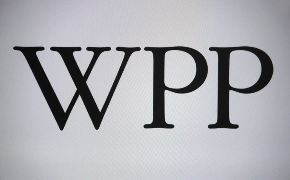 WPP share price