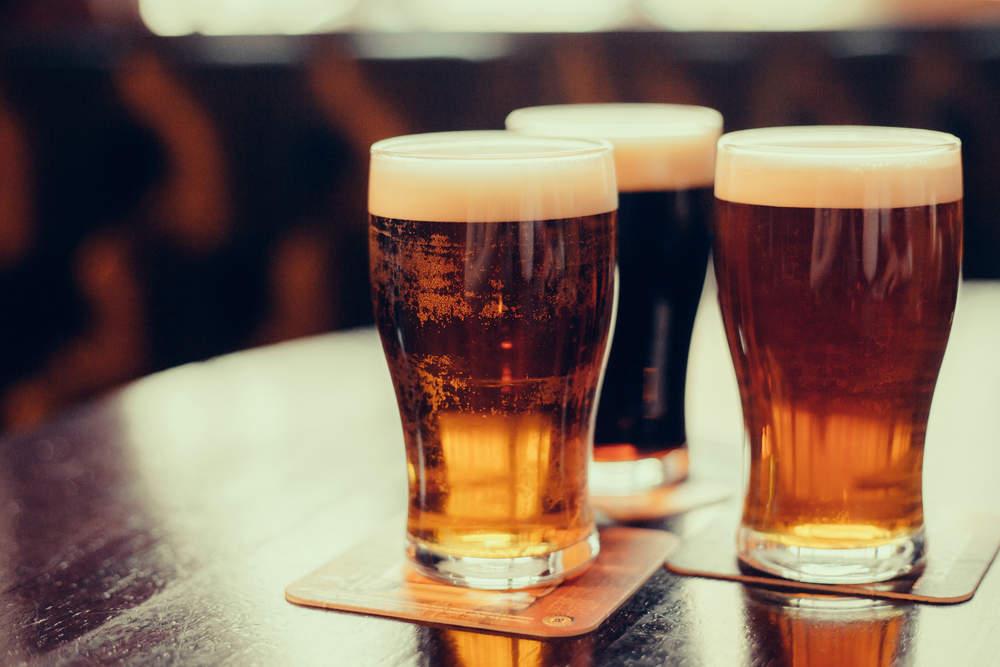 top selling beers