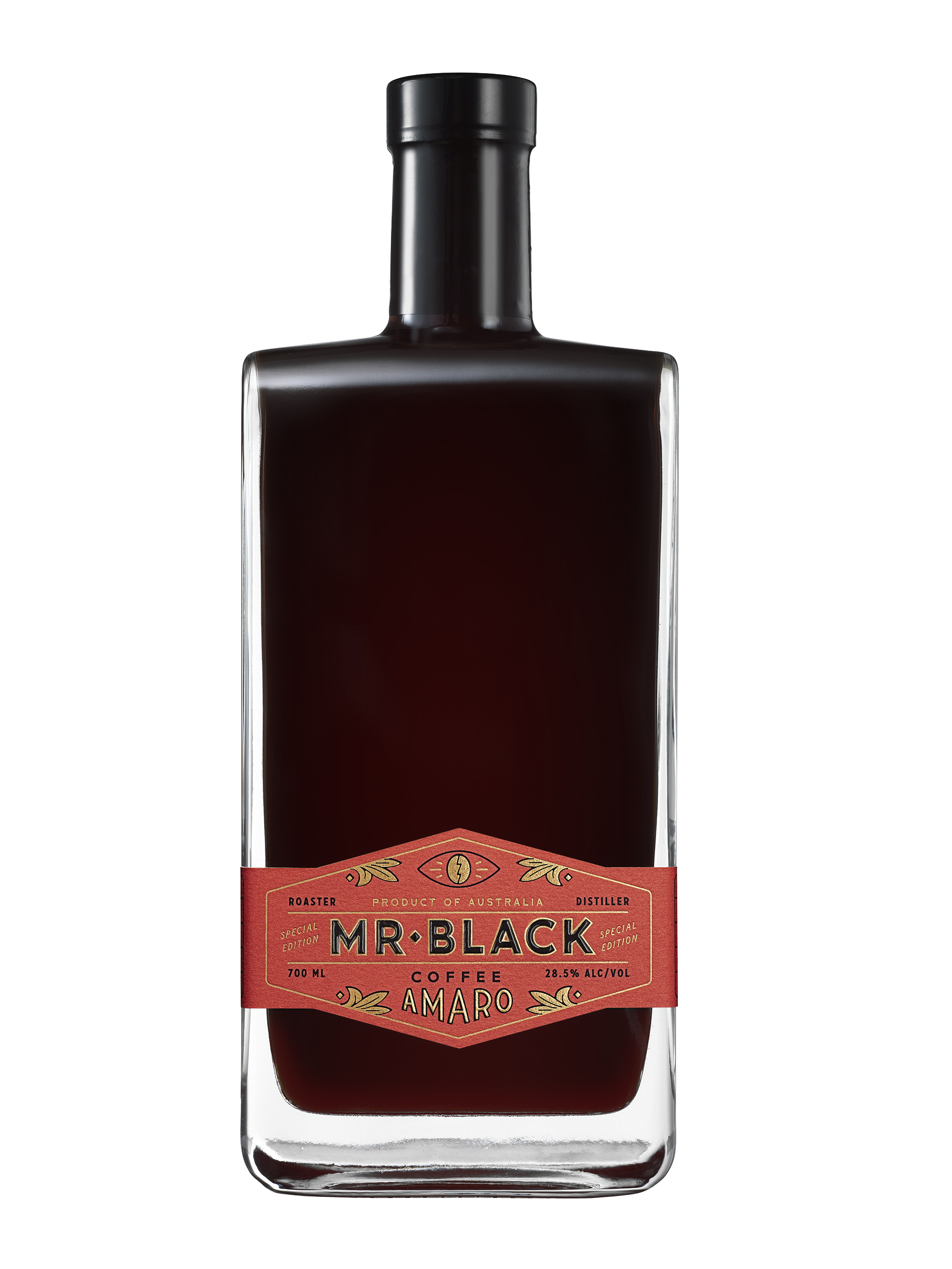 Mr Black Coffee Amaro