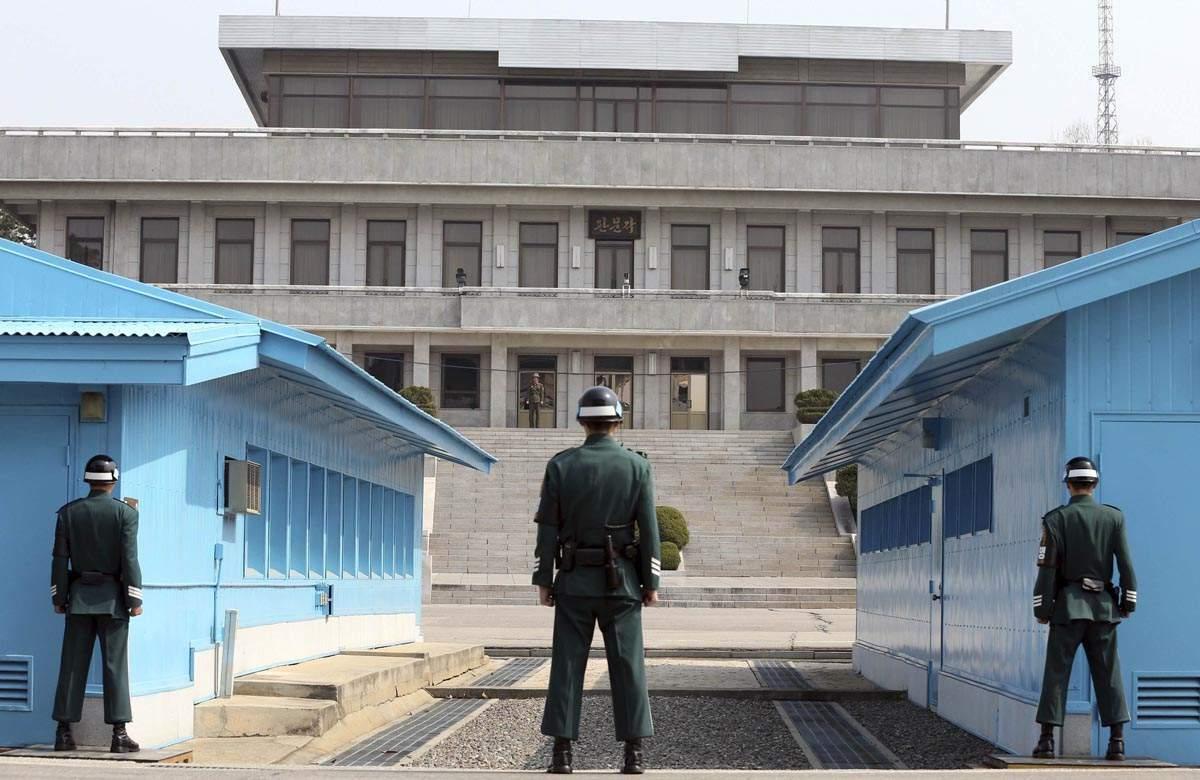 North Korea and South Korea dismantle border propaganda speakers