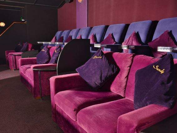 96 of the UK's best boutique and luxury independent cinemas