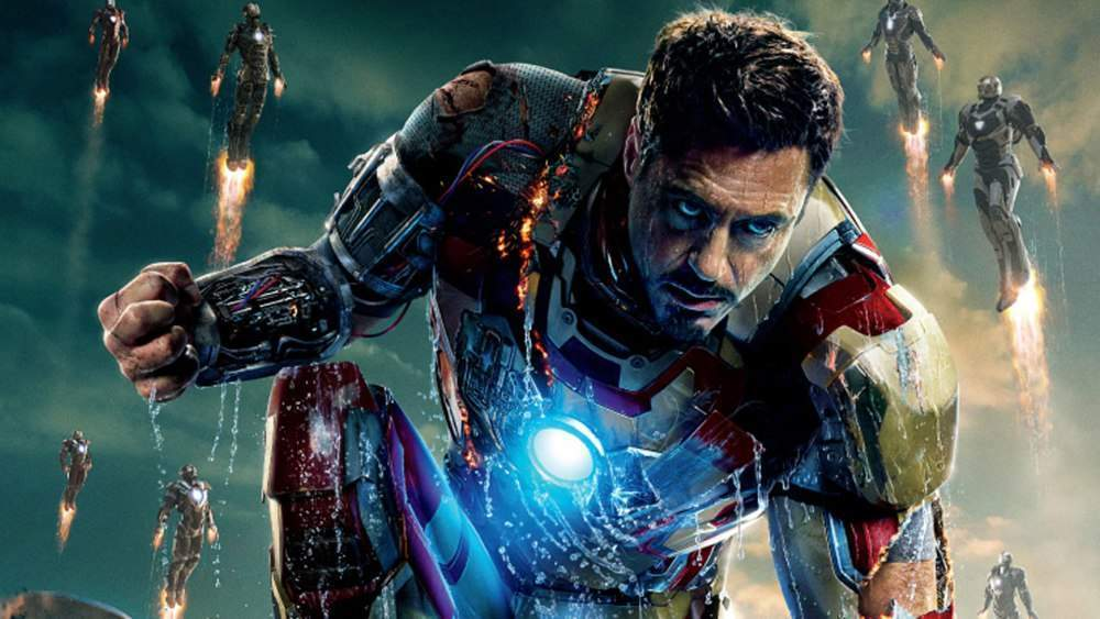 How much has Robert Downey Jr made from Marvel? He's nearly