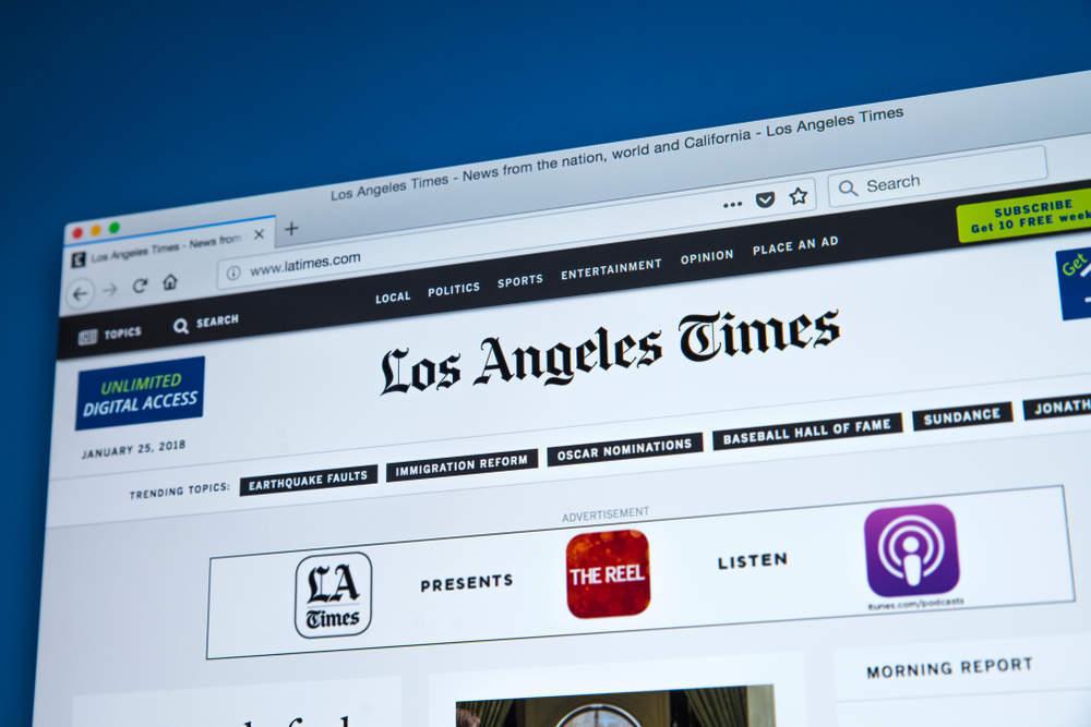 LA Times GDPR - Verdict