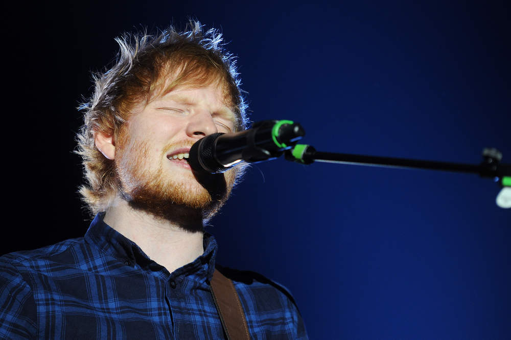 Ed Sheeran's net worth