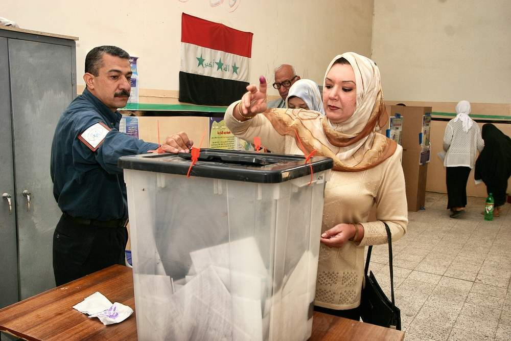 Iraq election: Stakes are high as Iraqis head to the polls