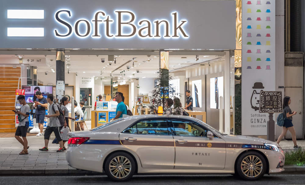 Japan's SoftBank posts record annual profit on global tech investments