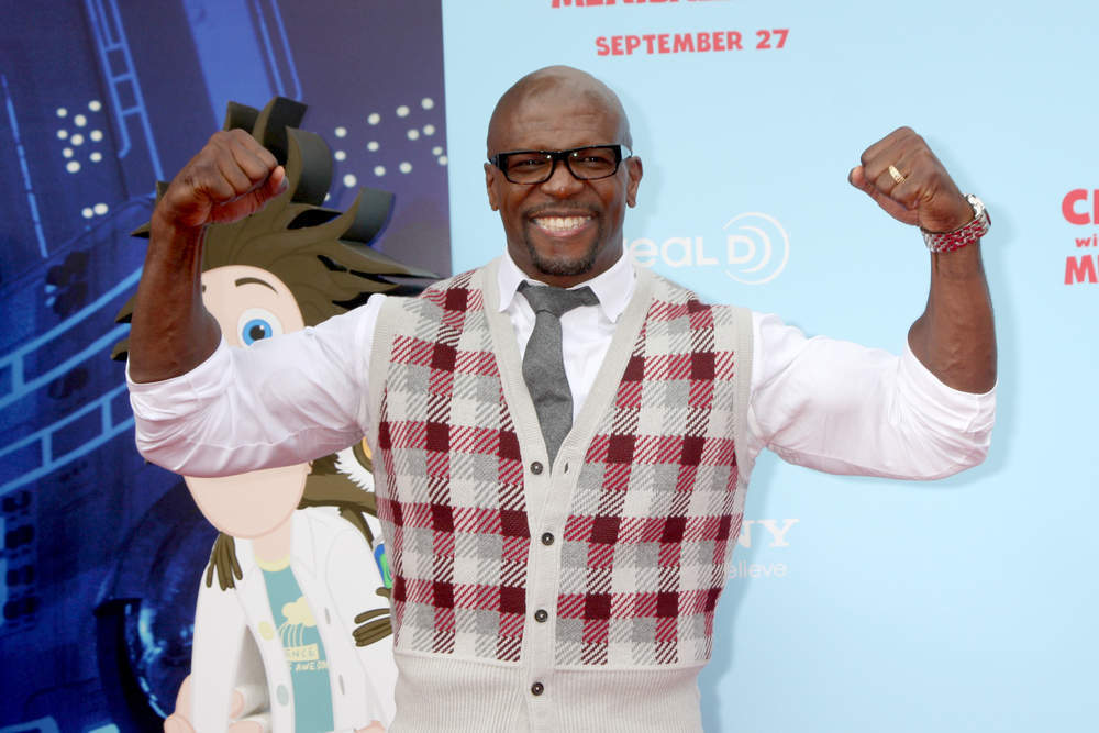 info for 700dc 4fcae Terry Crews is the pinnacle of 21st Century celebrity ...