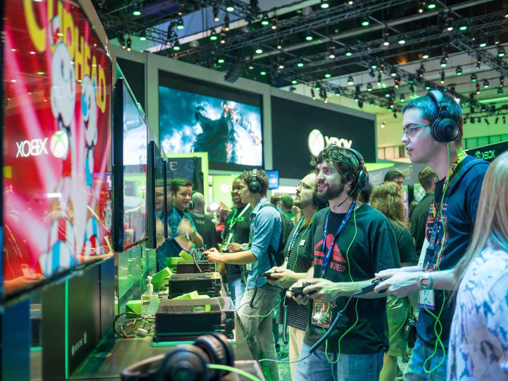 E3 2018 conference schedule E3 2018 rumours
