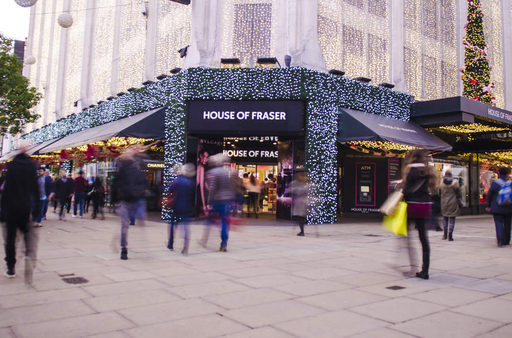 house of fraser closures 2018