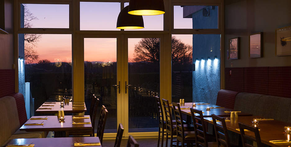 most romantic restaurants in the UK