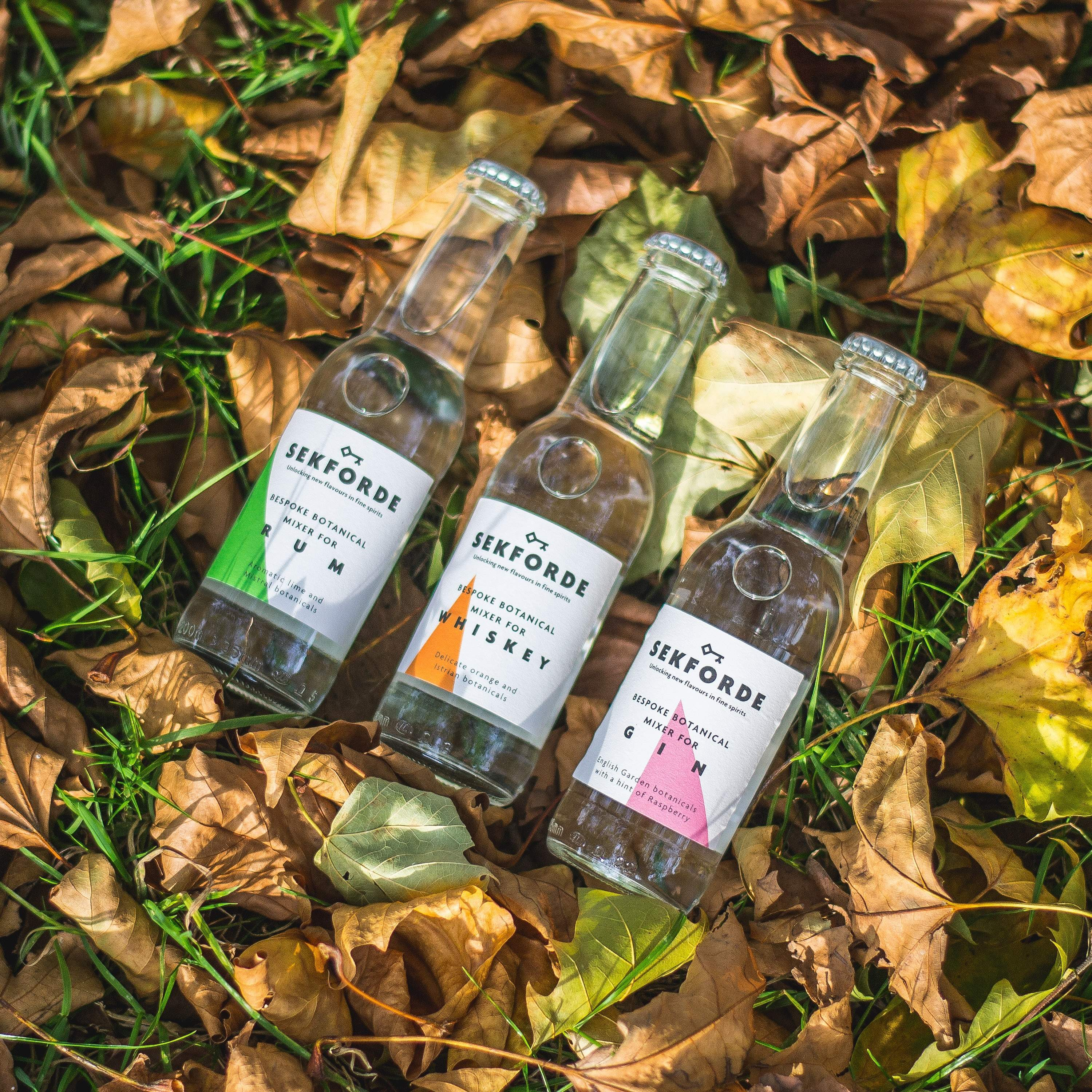 Meet Sekforde Drinks: a new kind of mixer for a new drinking ...