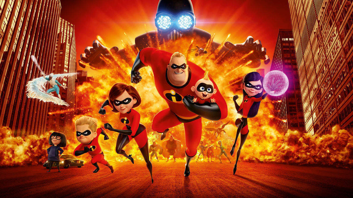 incredibles 2 release date