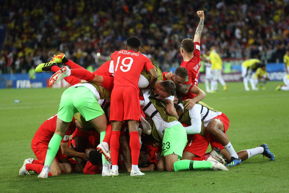 England vs Colombia penalty shootout - Verdict