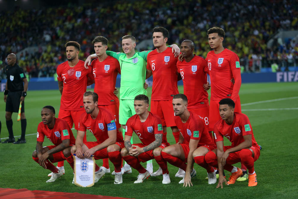 England squad - Verdict