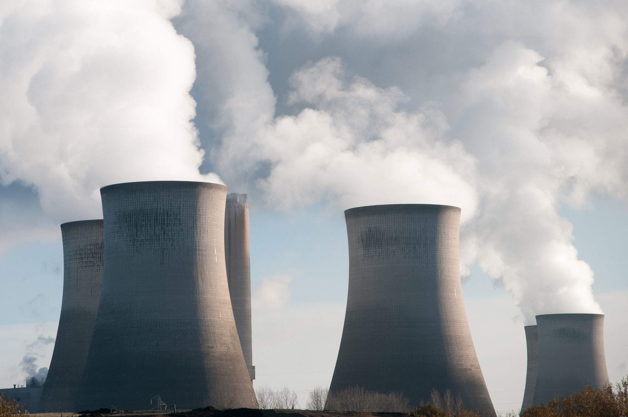 """US could """"virtually lose nuclear power"""" over the next few decades"""
