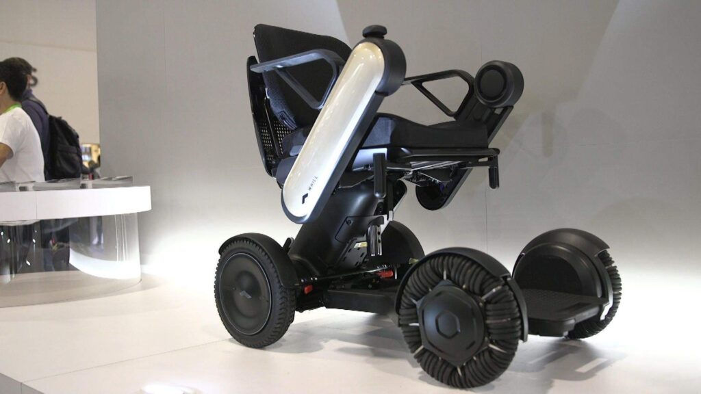 Meet the Japanese company reinventing the wheel(chair)