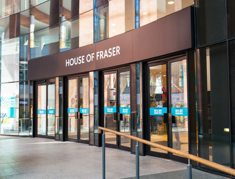 House of Fraser future – Mike Ashley must transform the department store to make it a success
