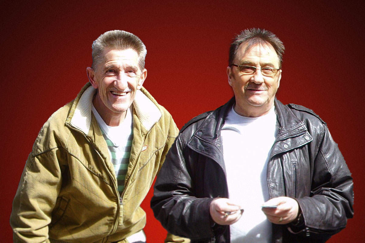 Chuckle Brothers net worth - Verdict