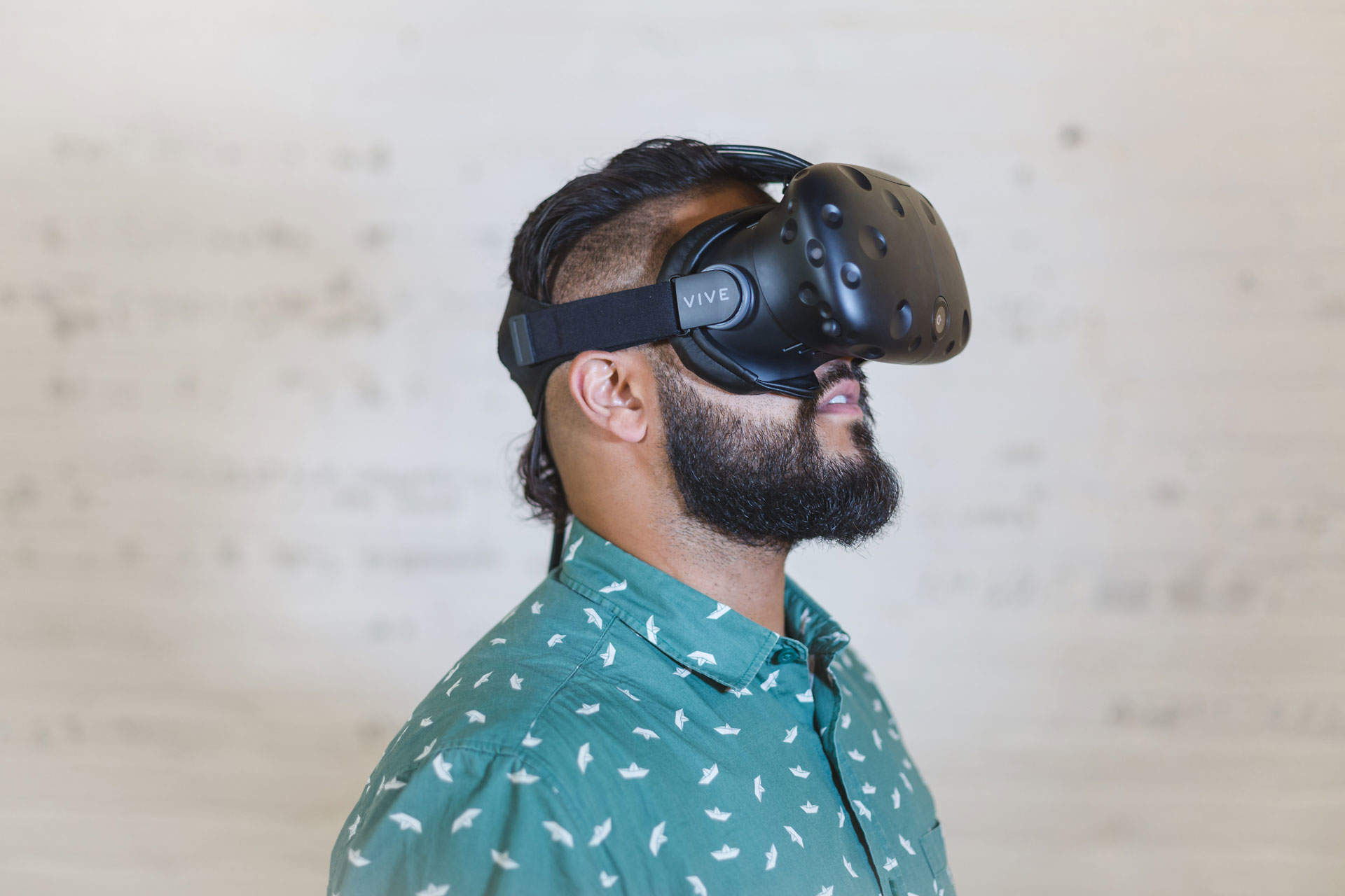 Industrial VR in use in the water industry