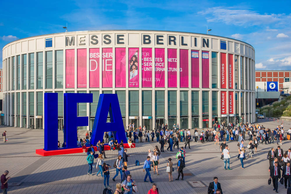Top tech announcements from IFA 2018 - Verdict