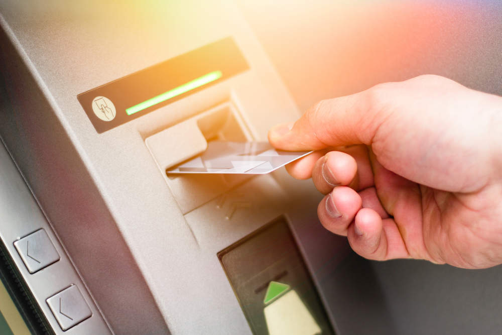 Why have 1,300 ATMs disappeared in the UK this year?