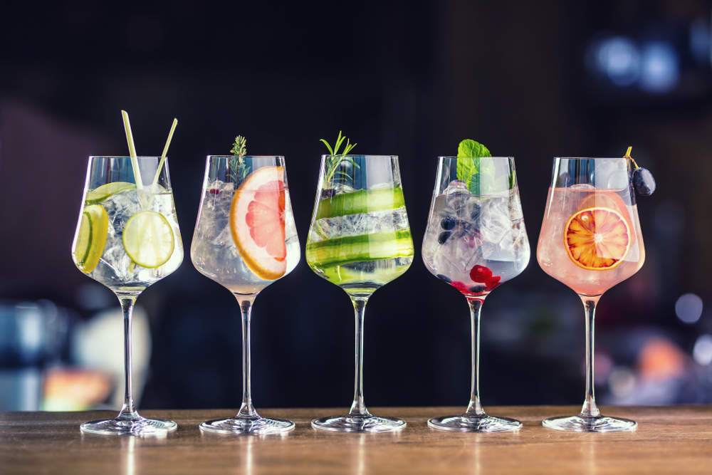 Ginnovation: Four new gins that will help to keep the gin trend going