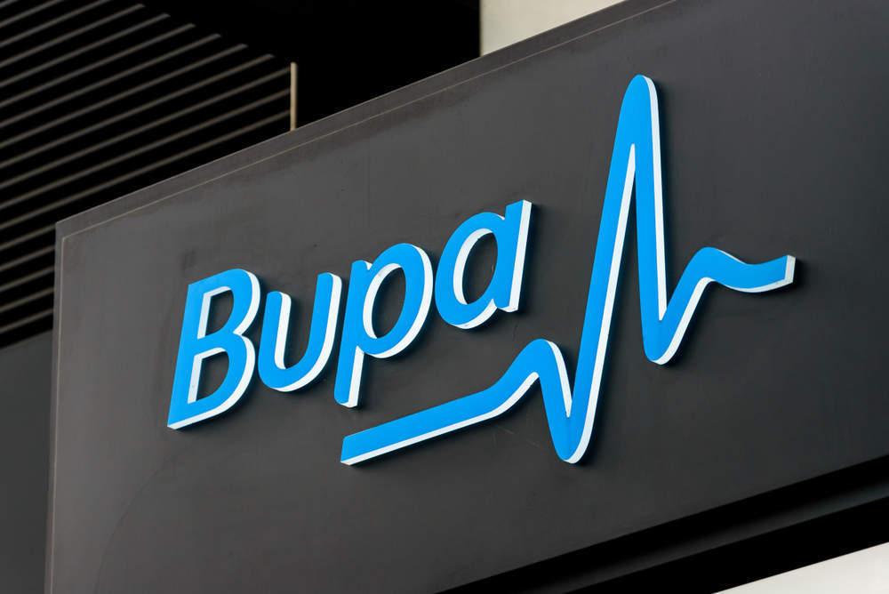Bupa fined