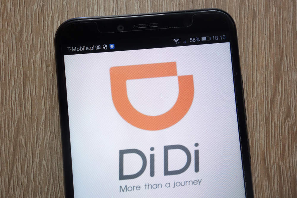 didi chuxing banned - Verdict