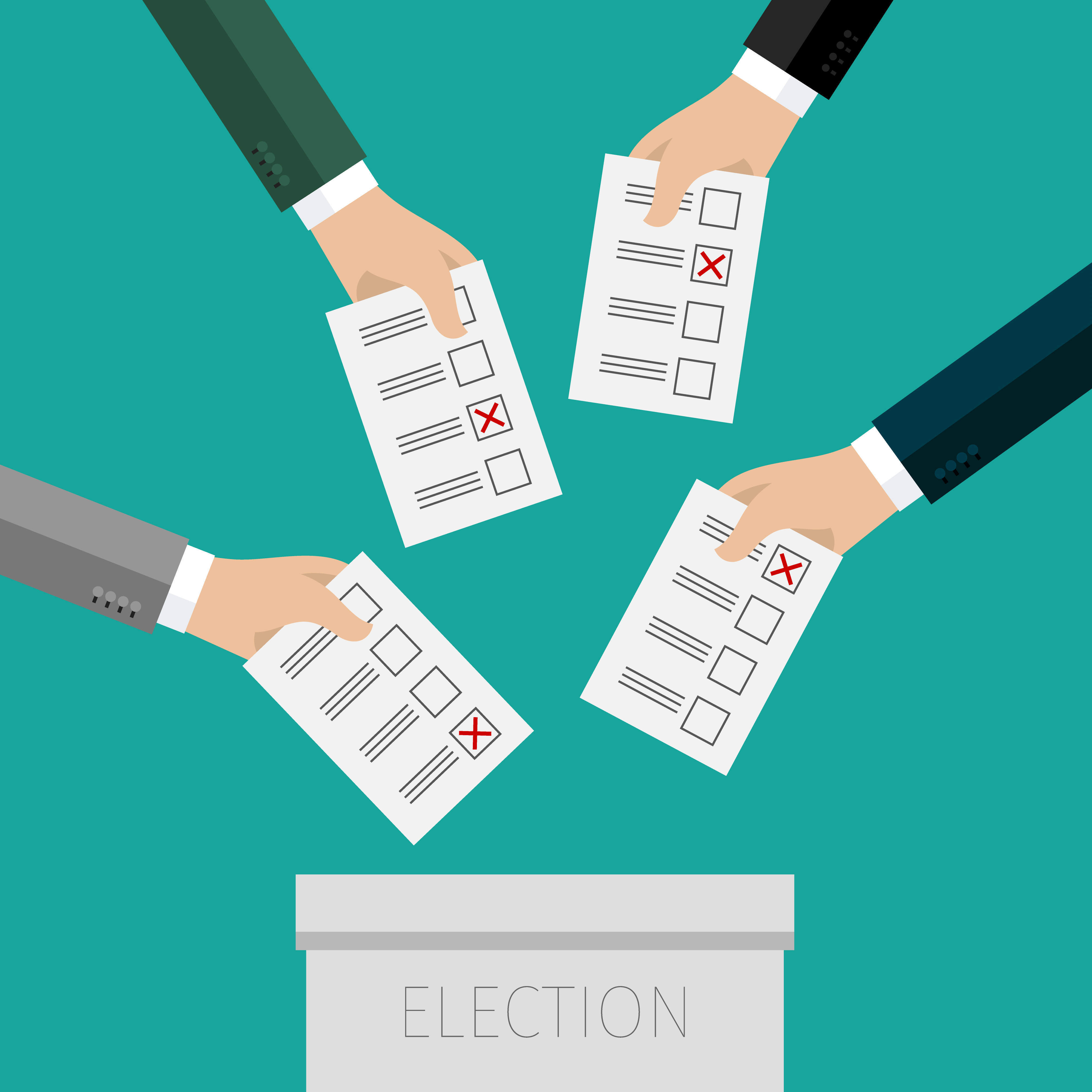 Could blockchain voting eliminate election fraud?