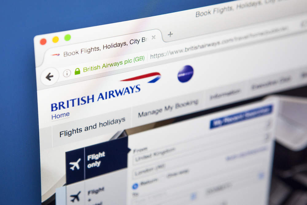 Magecart British Airways data breach - Verdict