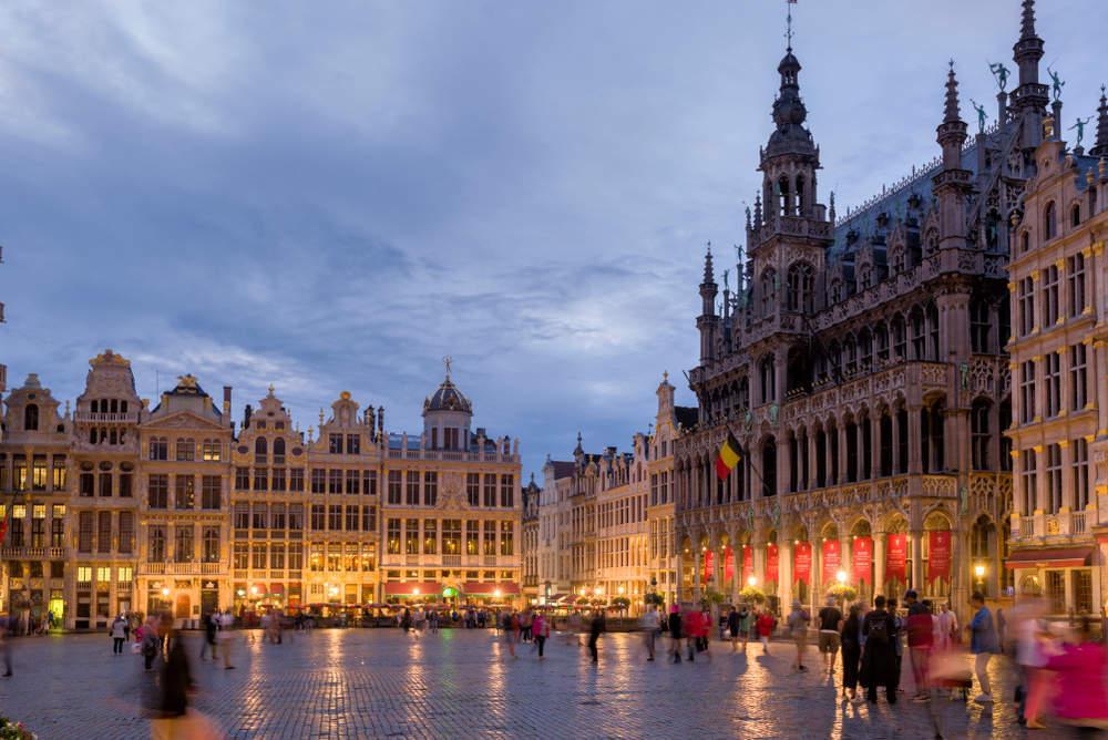 Belgium sues Google