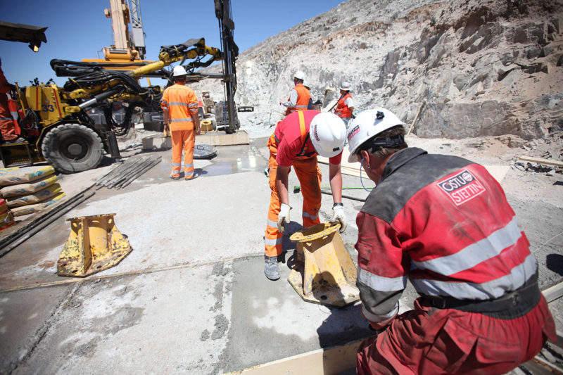 Careers in mining