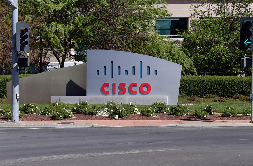 Cisco executives exits