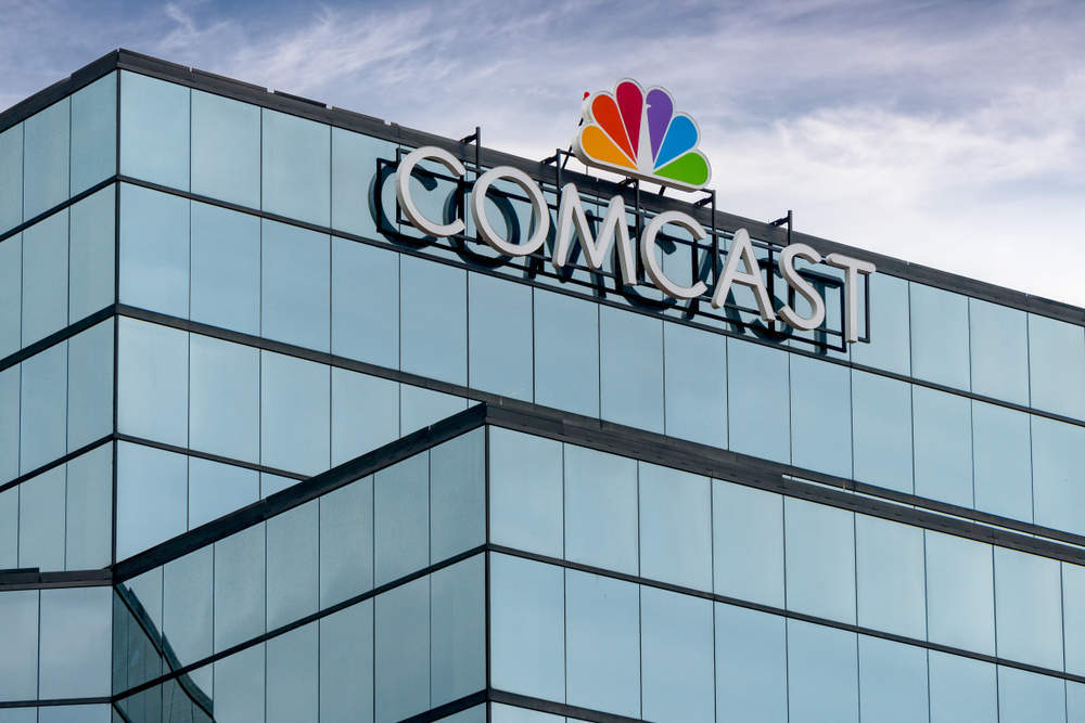 Comcast Sky deal debt