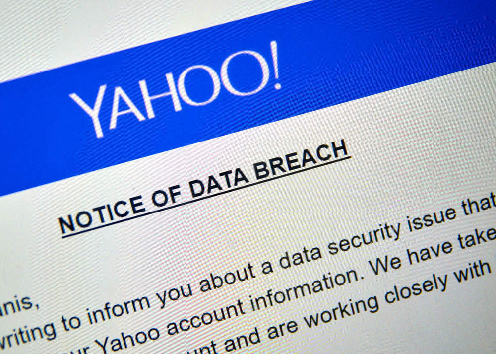 Yahoo security breach settlement