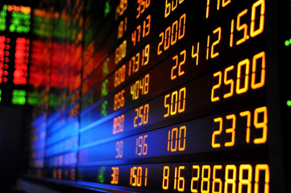 tech stock crash