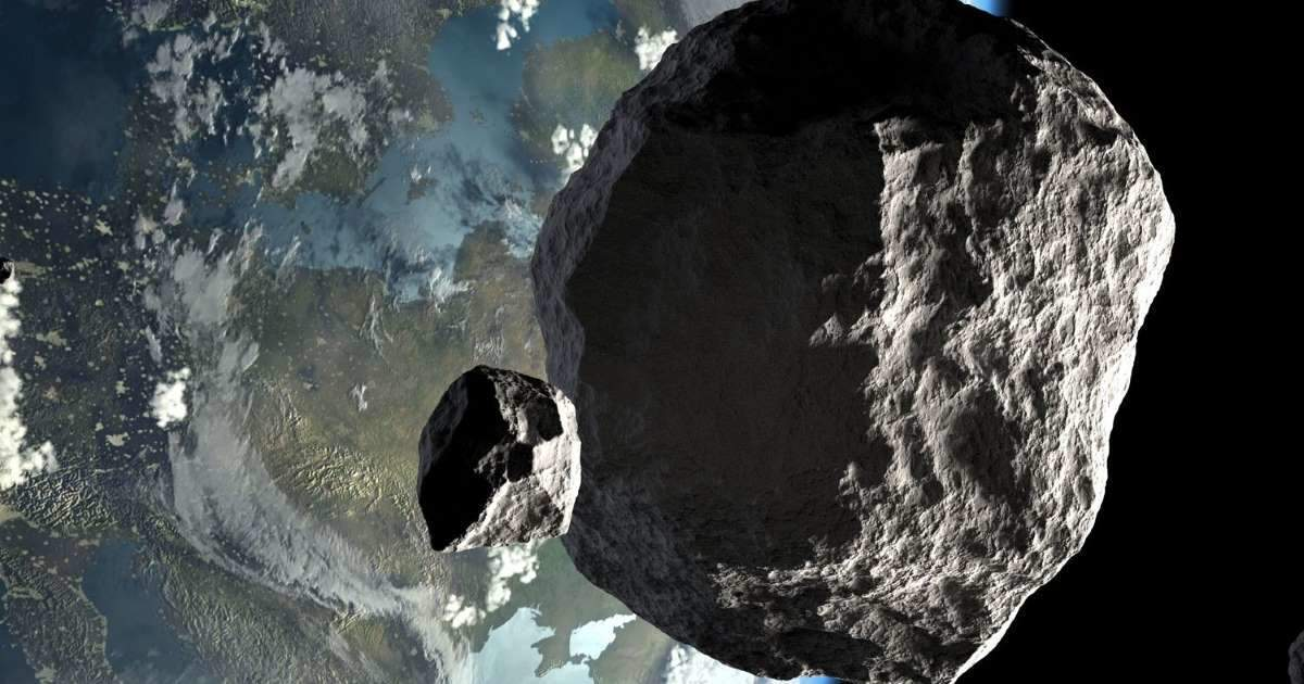 Space mining industry and asteroid mining