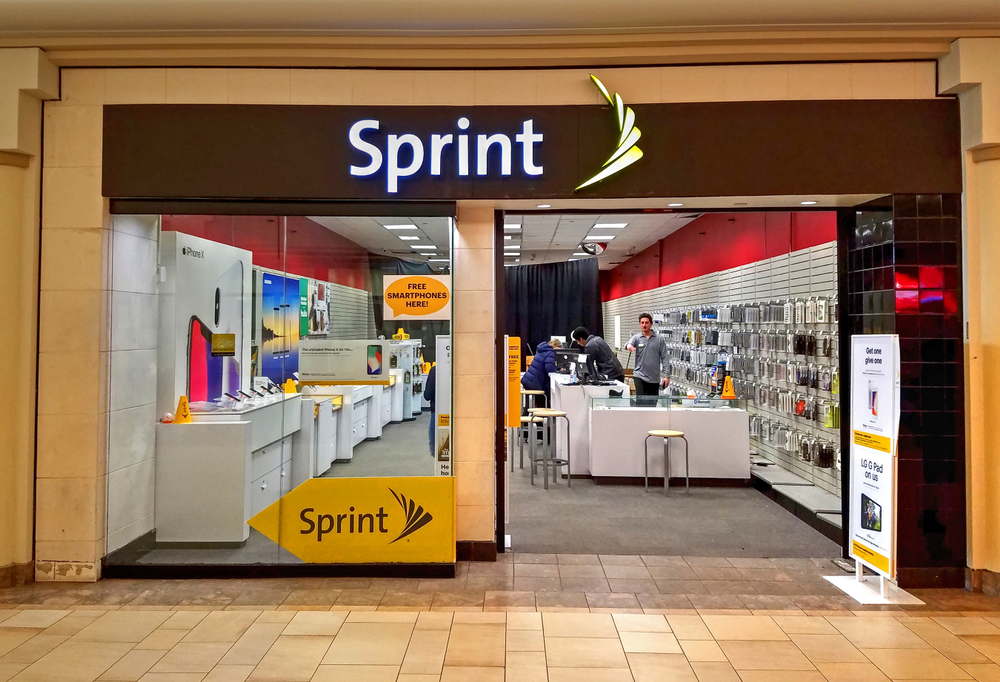 Sprint device prices low