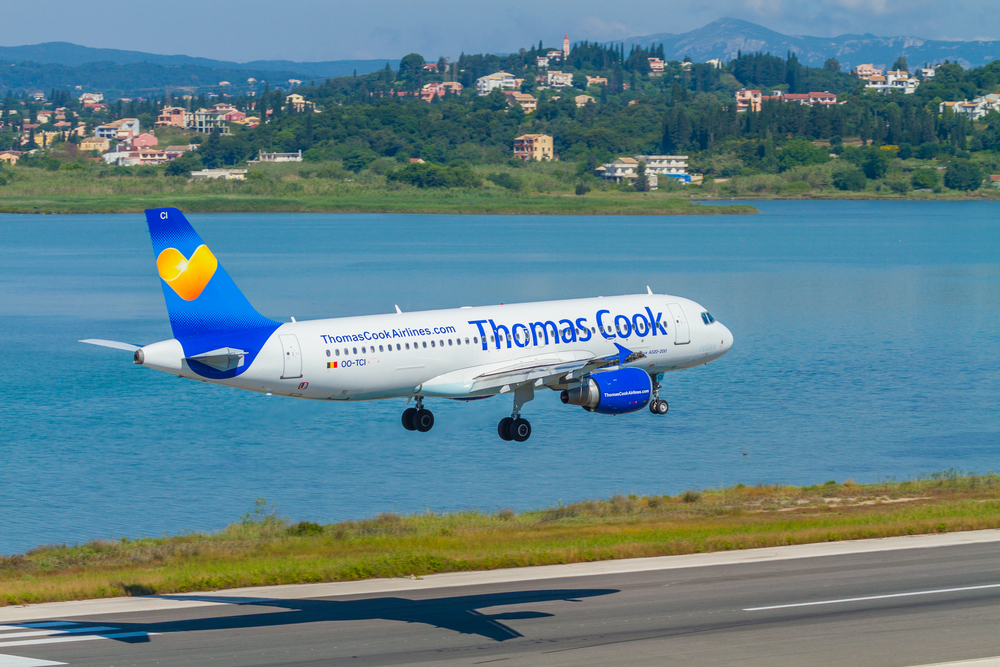 Thomas Cook trouble