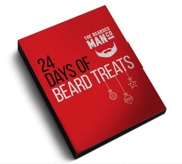 Unusual advent calendars for 2018: beard oil