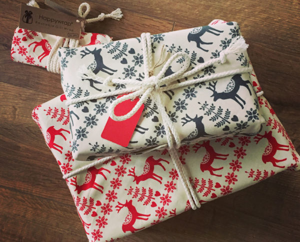 zero-waste wrapping paper