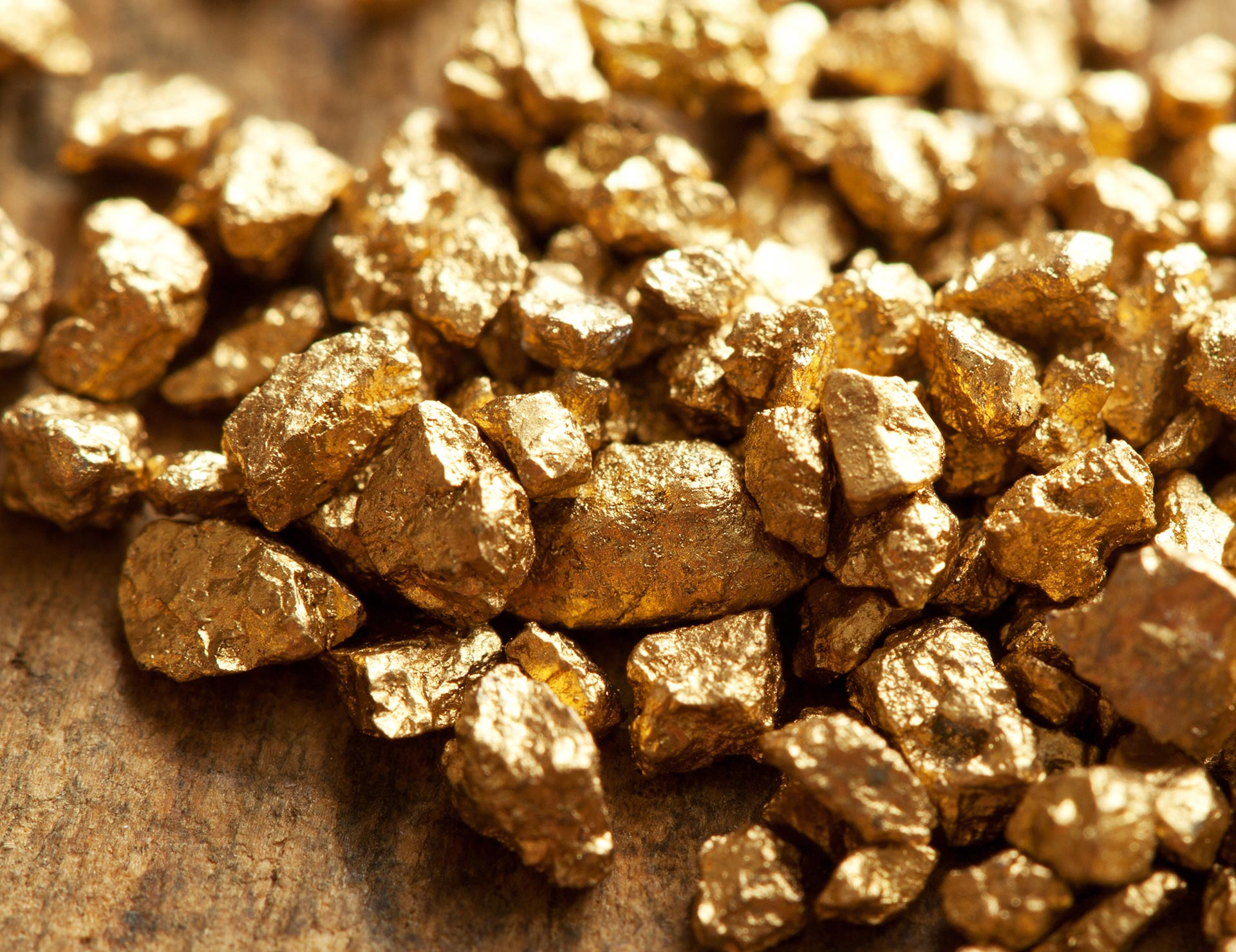 Blockchain gold: Gold-backed digital currency announces $120bn addition