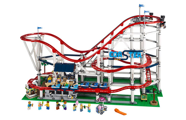 Christmas gifts for him 2018 Lego roller coaster